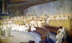 A Advocacia na época de Cícero